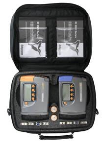 kingfisher ki-tk012 fiber fibre optic optics optical wire cable test kit multi-mode multi mode
