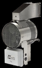 JUW - Washdown Corrosion Resistant Unit Heaters marley engineered products qmark berko